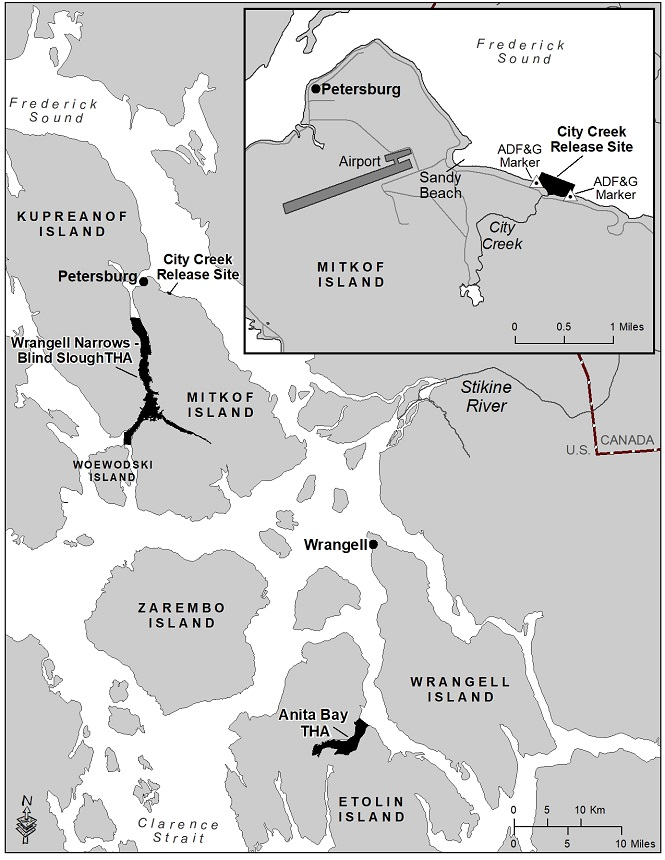 Sport Fishing For King Salmon Opens In Hatchery Areas Near Petersburg And Wrangell