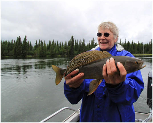 Fishing opportunities alaska department of fish and game for Delta fishing spots