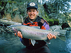 Pre Taxidermy Field Care Of Trophy Fish Alaska Department