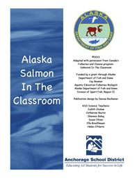 Alaska Salmon in the Classroom Cover Image
