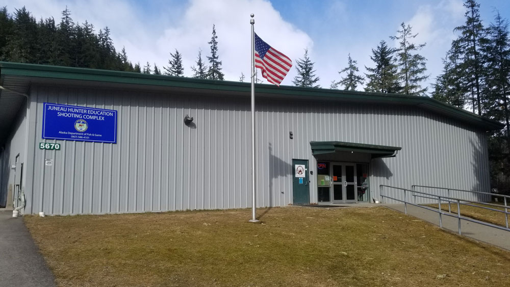 Juneau Hunter Education Range