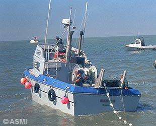 Alaska Commercial Salmon Fishing Boats