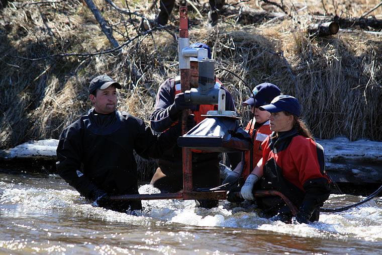 Anchor media alaska fisheries sonar alaska department of for River fishing games