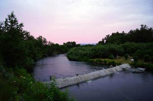 Photo of Saltery Weir