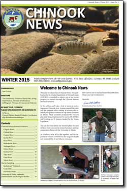 Chinook News cover