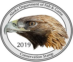 Alaska Department of Fish and Game Conservation Stamp