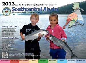 2013 Southcentral Regulations book cover