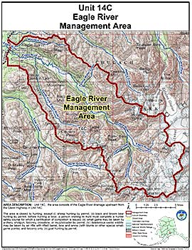 Management Areas With Hunting Restrictions Alaska Department Of Fish And Game