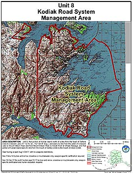 Map Of Alaska Highway System.Management Areas With Hunting Restrictions Alaska Department Of