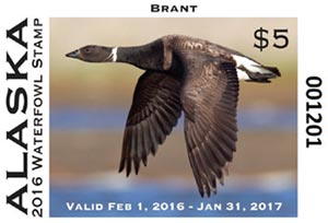 2016 State Duck Stamp