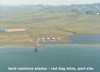 Red Dog Mine Alaska