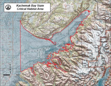 Kachemak Bay Critical Habitat Area Alaska Department Of Fish And Game