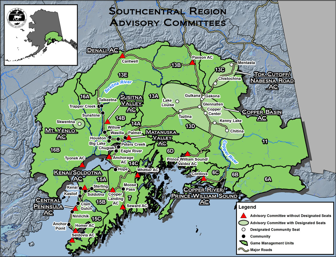 Southcentral Region