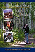 Fairbanks Area Wildlife Viewing Guide Cover
