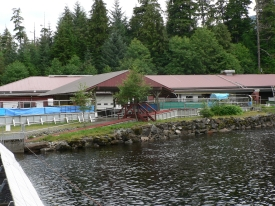 photo of Prince of Wales Hatchery area wildlife