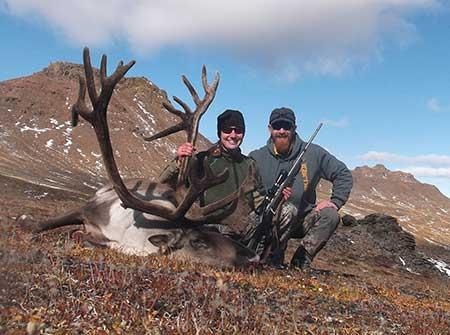 hunting Talkeetna, Alaska