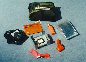 Photo of a Survival Kit