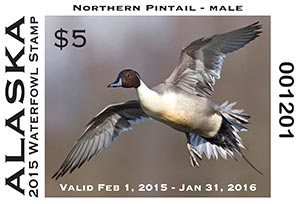 2015 State Duck Stamp