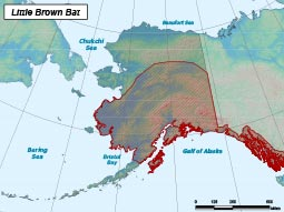 Little Brown Bat range map